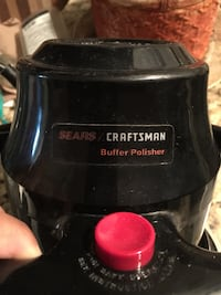 Craftsman buffer Dallas