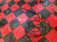 Pressure washer hose, wand and turbo nozzle Toronto, M1C 1C3