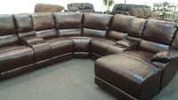 Sectional Reclainer, Brand new Solid wood