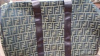 Fendi Travel bag Morrow, 30260