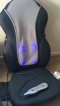 Heated Massage Chair Pad Citrus Heights