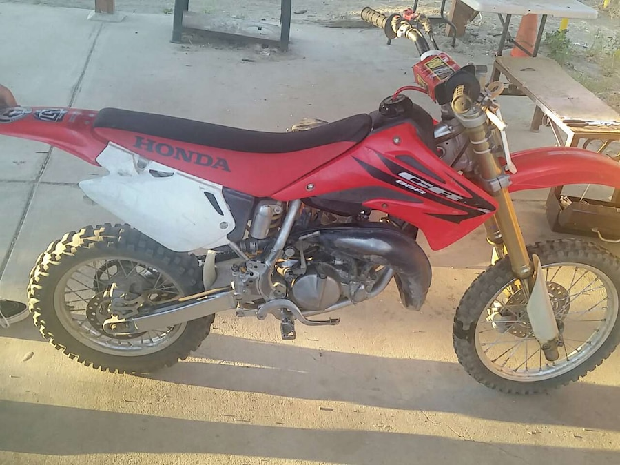 Letgo red and black honda motocross dir in redlands ca for Honda of redlands