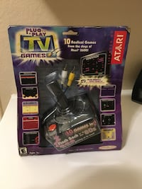 Plug it in & Play Atari joystick in box  Lake Forest, 92630