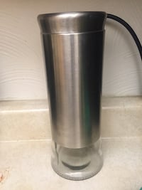 Stainless steel glass bottom container Monroeville, 15146