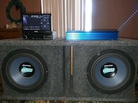 Subwoofers system Kennewick, 99336