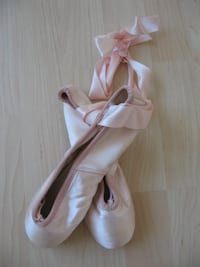 Assorted Ballet Pointe Shoes Las Vegas