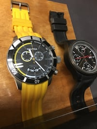 2 Watches for the price of one! Nautica NSR 08 and an iFit classic Fort Walton Beach, 32547