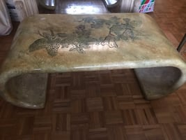 Living-room center  table New (moving need to sale)