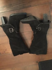 5- 40$ Boots.... last pair are Steve Madden $40 worn once Toronto, M3M 0A2