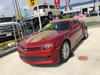 2015 Chevrolet Camaro 3.6 Convertible 1LT Independence