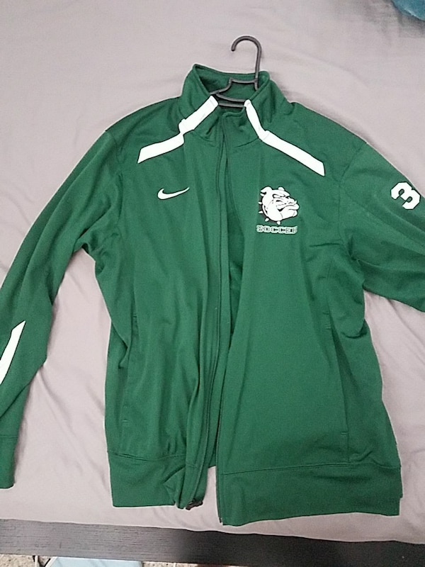 Provo high soccer jacket