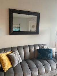 Large Accent Wall Mirror