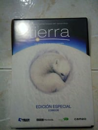 Película DVD documental: Tierra Barcelona, 08005