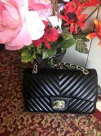 Chanel double flaps purse Sterling, 20164