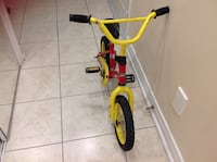 "Kids bike in  good conditions ""12 weels Hamilton, L8W"