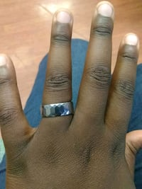 Sterling silver wedding ring  Fort Myers, 33901
