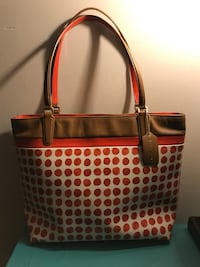 Reduced Coach Tote Bag