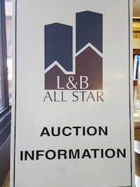 Online Auction: 100's of items for sale. Milwaukee, 53202
