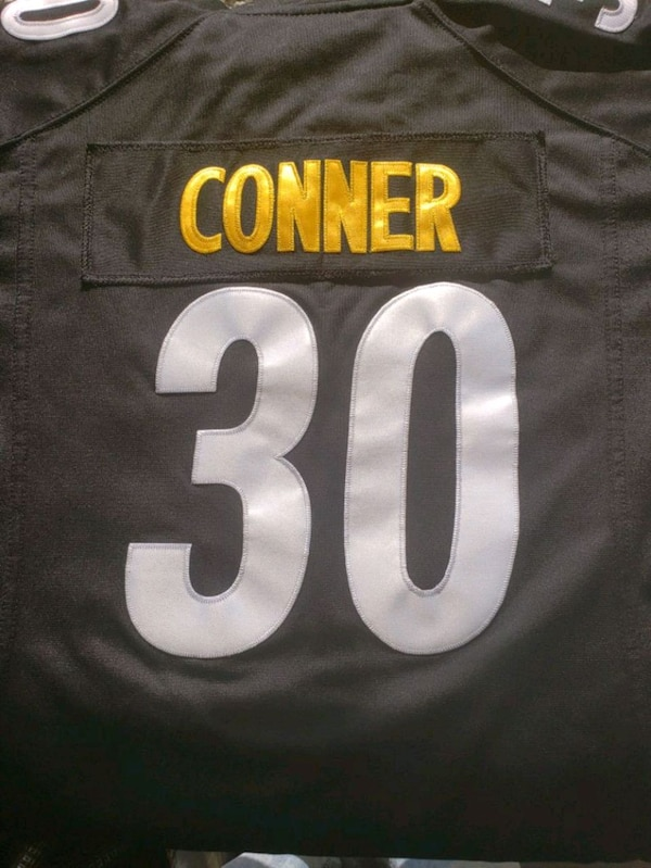 huge selection of 0cb85 4706b Kids Pittsburgh Steelers XL James Conner jersey