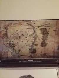 Middle Earth poster  Toronto, M8V 1P2