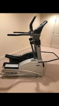 gray and black elliptical trainer Bethesda, 20814