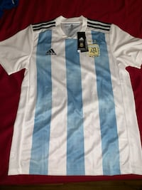 2018 argentina jersey size M Melville, 11747