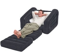 Inflatable Pull-out Chair / Bed Chicago Ridge, 60415