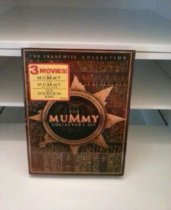 The Mummy Collector's Set in Germantown f0a86d87-2e37-4f6b-af60-f26b40ee7e13