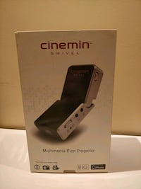 Cinemin portable projector Toronto, M8Z