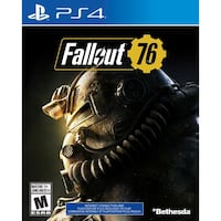 ps4 fallout  Barrie, L4M 0B5