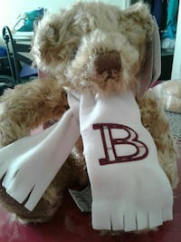 Teddy bear burberry brand