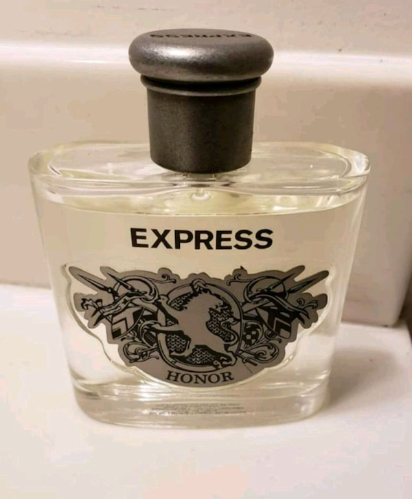 ALMOST FULL BOTTLE Express Honor cologne