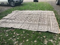 Outdoor rug 12'x9' Herndon, 20170