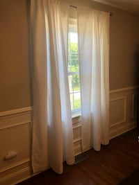 2 Pair, like new, DKNY curtains Hopedale, 01747