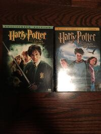 Harry Potter DVD Set Brampton, L7A 1B2