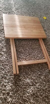 Wooden foldable table Stafford, 22556