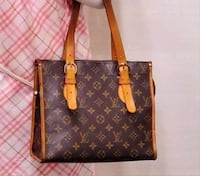 Louis Vuitton Canvas Monogram tote bag