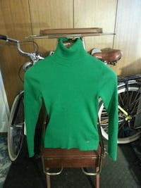 Green turtle neck Sherwood Park, T8A 2L4