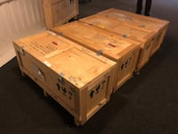 Large High End Crates null