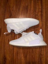 NMD R2 Triple White - Men's 8 Toronto, M9W