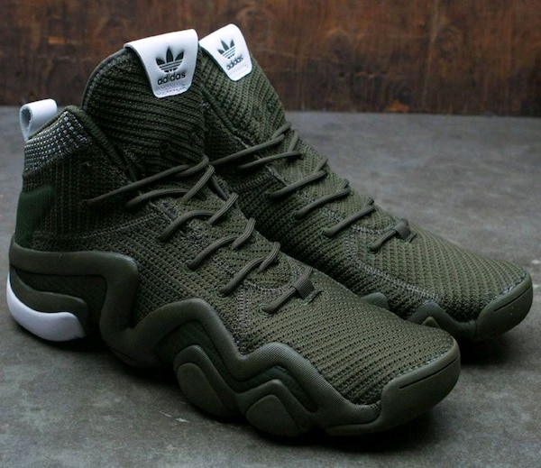 17dff63e921526 Used Adidas Crazy 8 ADV PrimeKnit (Night Cargo) for sale in Norcross ...