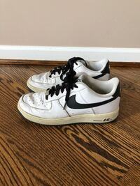 Nike Air Force 1 Low Black and White Size  [PHONE NUMBER HIDDEN]  West Bloomfield, 48322
