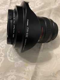 Almost brand new 17-40 canon L f4 with hood and lens bag used 4 times Toronto, M3M 2V7
