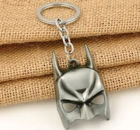New keychain $5 black & silver available Manteca, 95336
