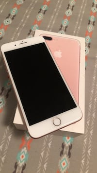 Gold iPhone 7 Plus with box unlocked  South Bend, 46619