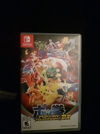 Nintendo Switch Pokken Tournament DX case 3793 km
