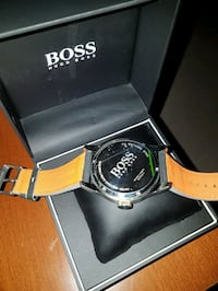 Men new Hugo boss watch