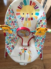 Bright Starts Vibration Bouncer  Bowie, 20721