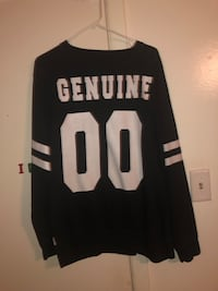 black and white and black NFL jersey Columbus, 31904