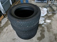 4 Snow Tires, Lightly Used Burnaby, V5C 2V4